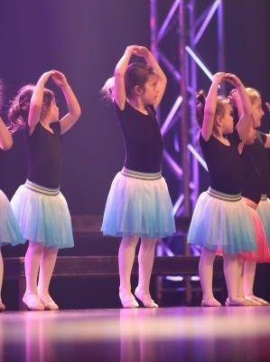 Ballet 2 jupes